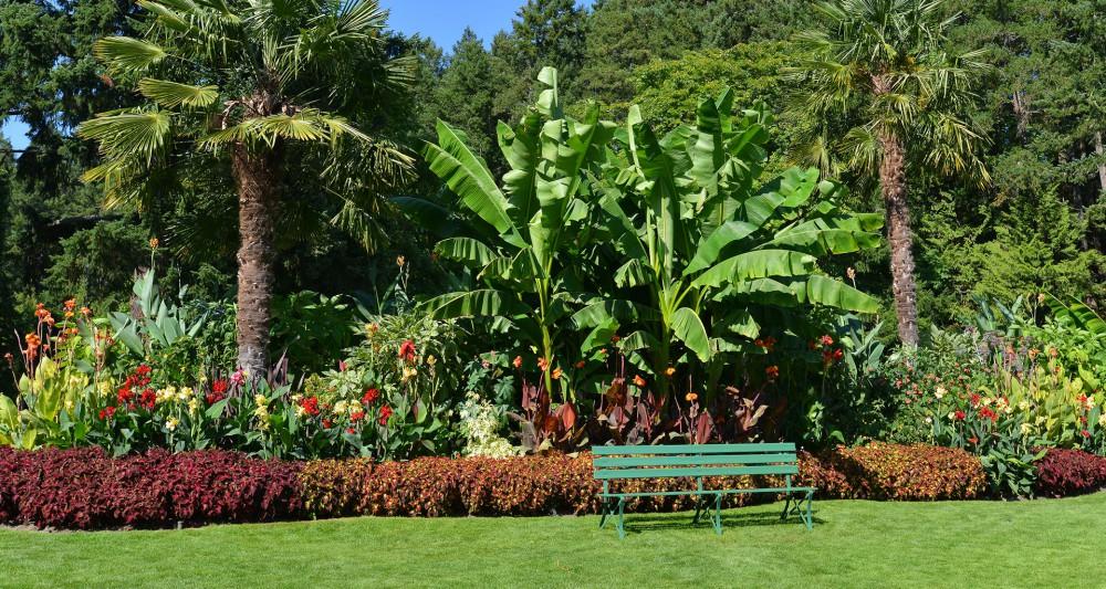 The Butchart Gardens – Victoria, Canada – Mediterranean Garden