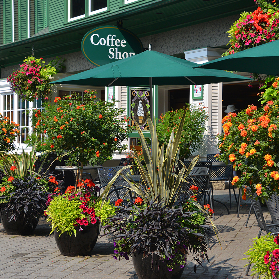 Shop Outlet Canada: The Butchart Gardens
