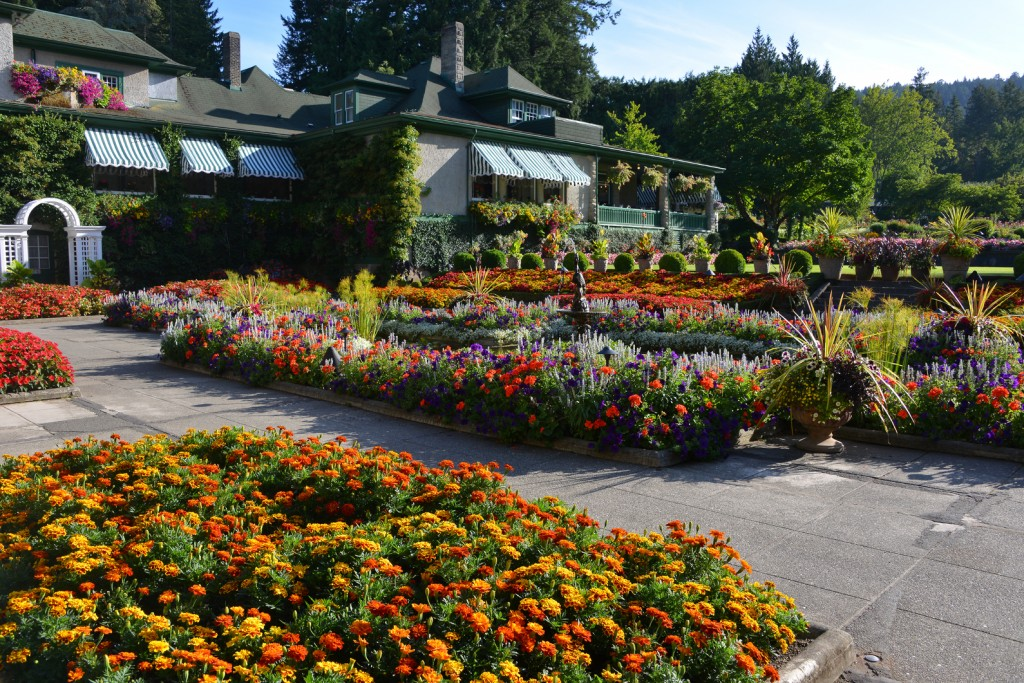 Summer at The Butchart Gardens